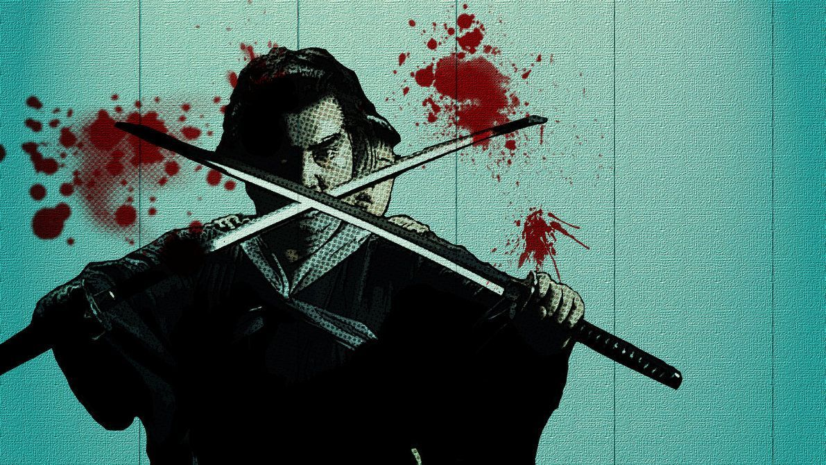 1191x670 Lone Wolf and Cub by Yunus21k | Lone Wolf and Cub / Shogun Assassin ...