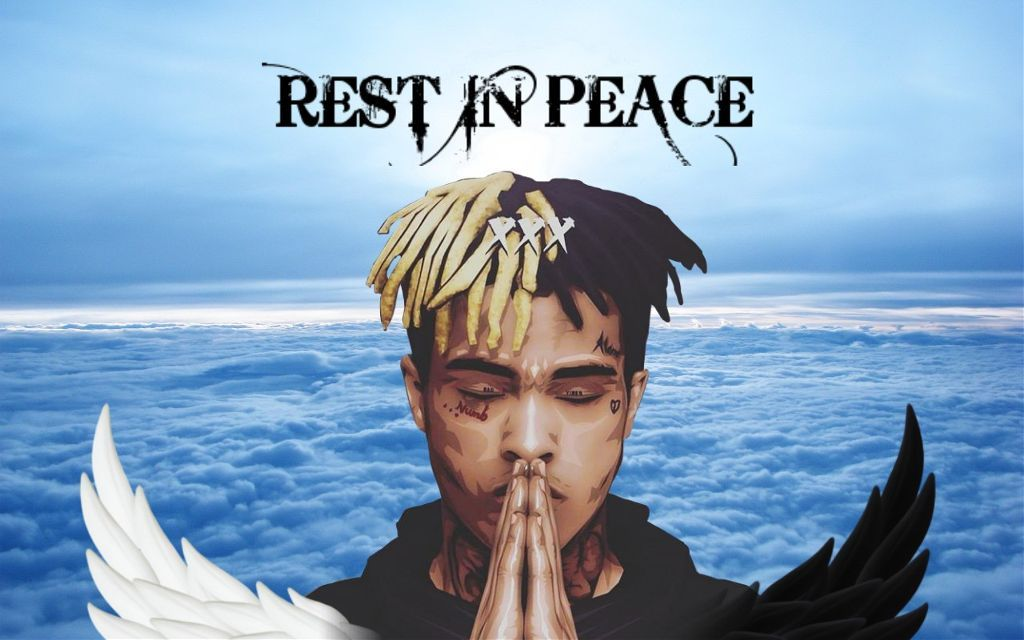 1280x800 Yesterday we have lost a rap legend XXXTENTACION was...