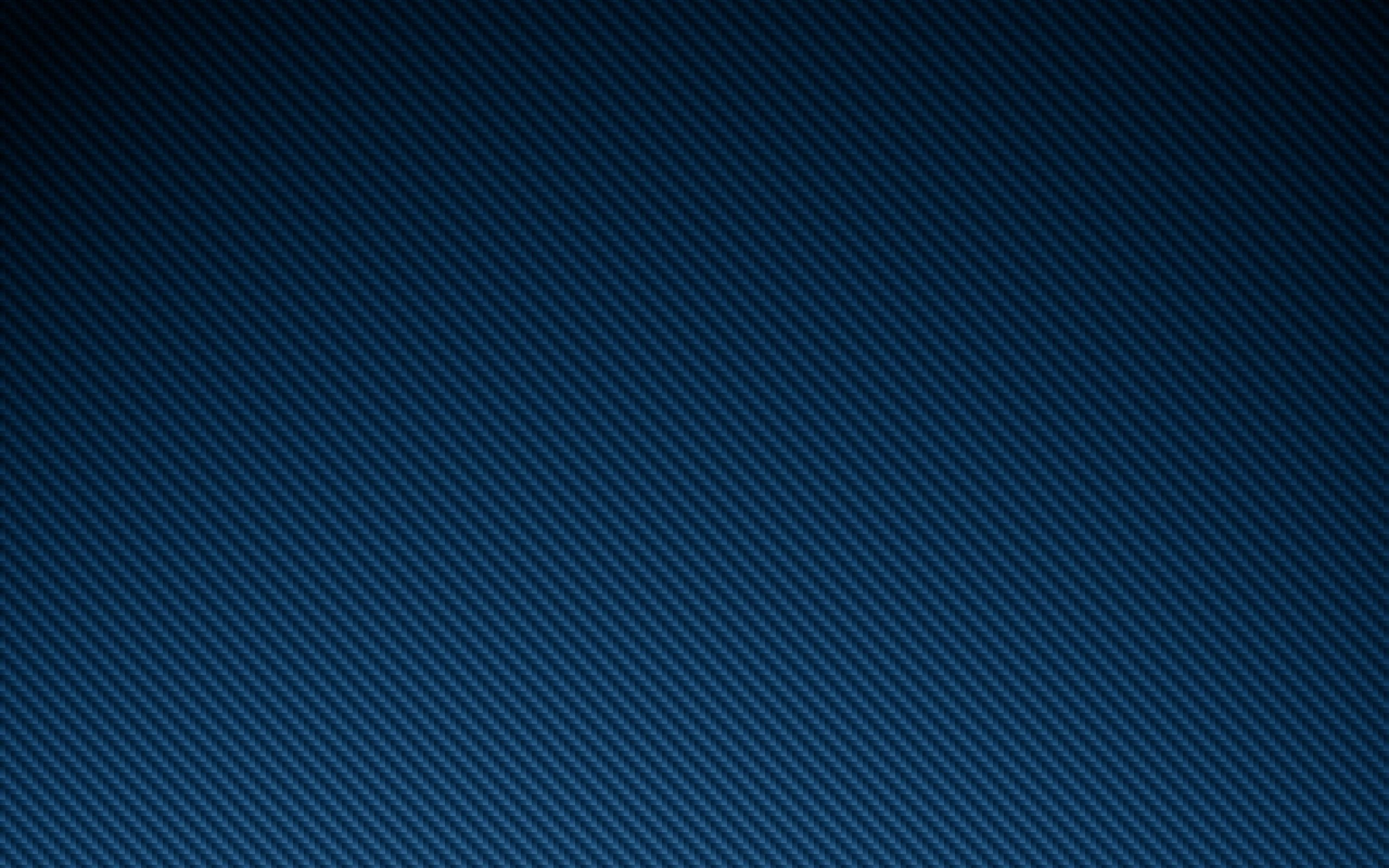 2560x1600 Blue Carbon Fiber Wallpaper HD | PixelsTalk.Net | Android ...