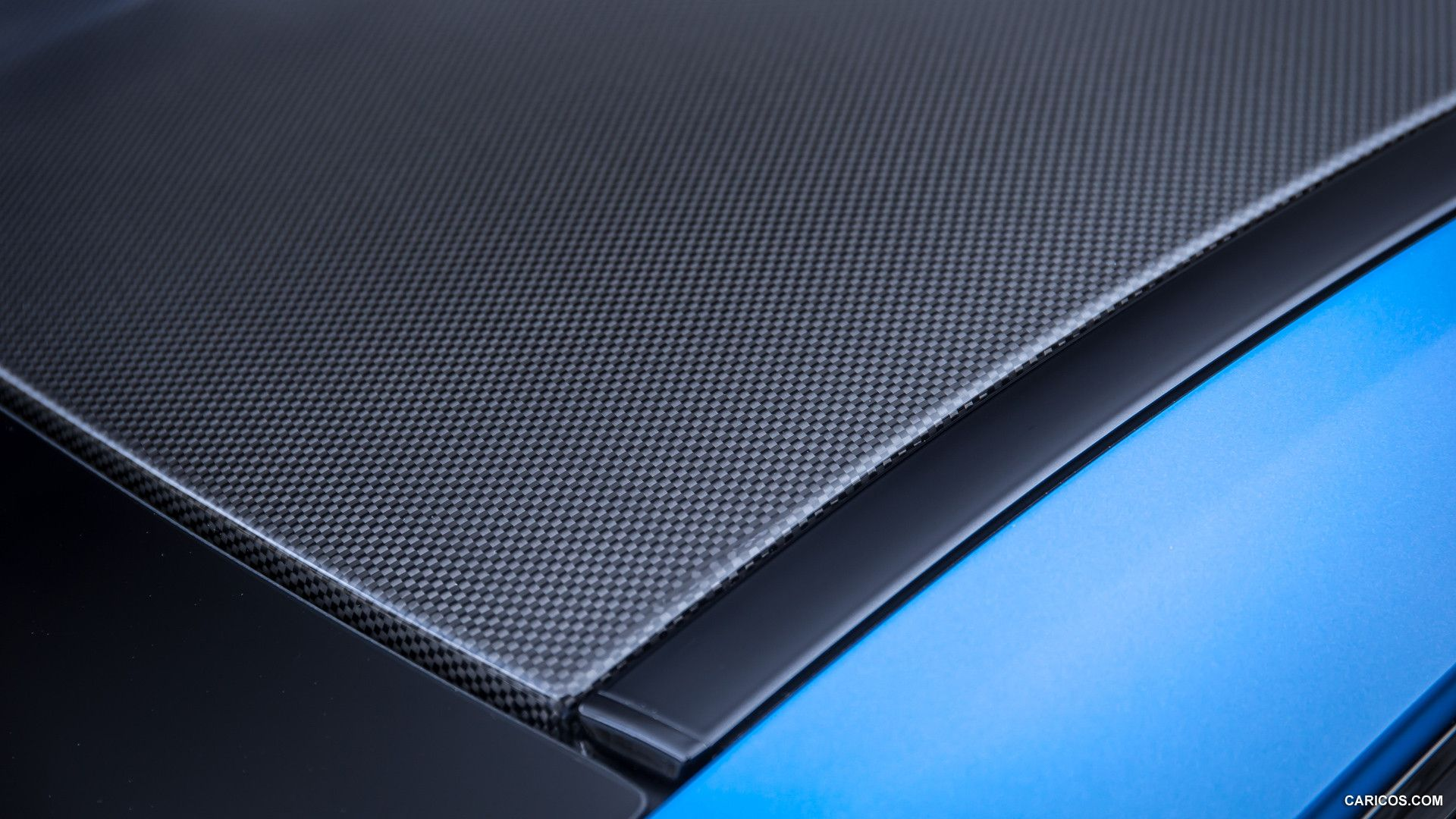 1920x1080 2015 BMW M3 Saloon (UK-Version) - Carbon Fiber Roof - Detail | HD ...