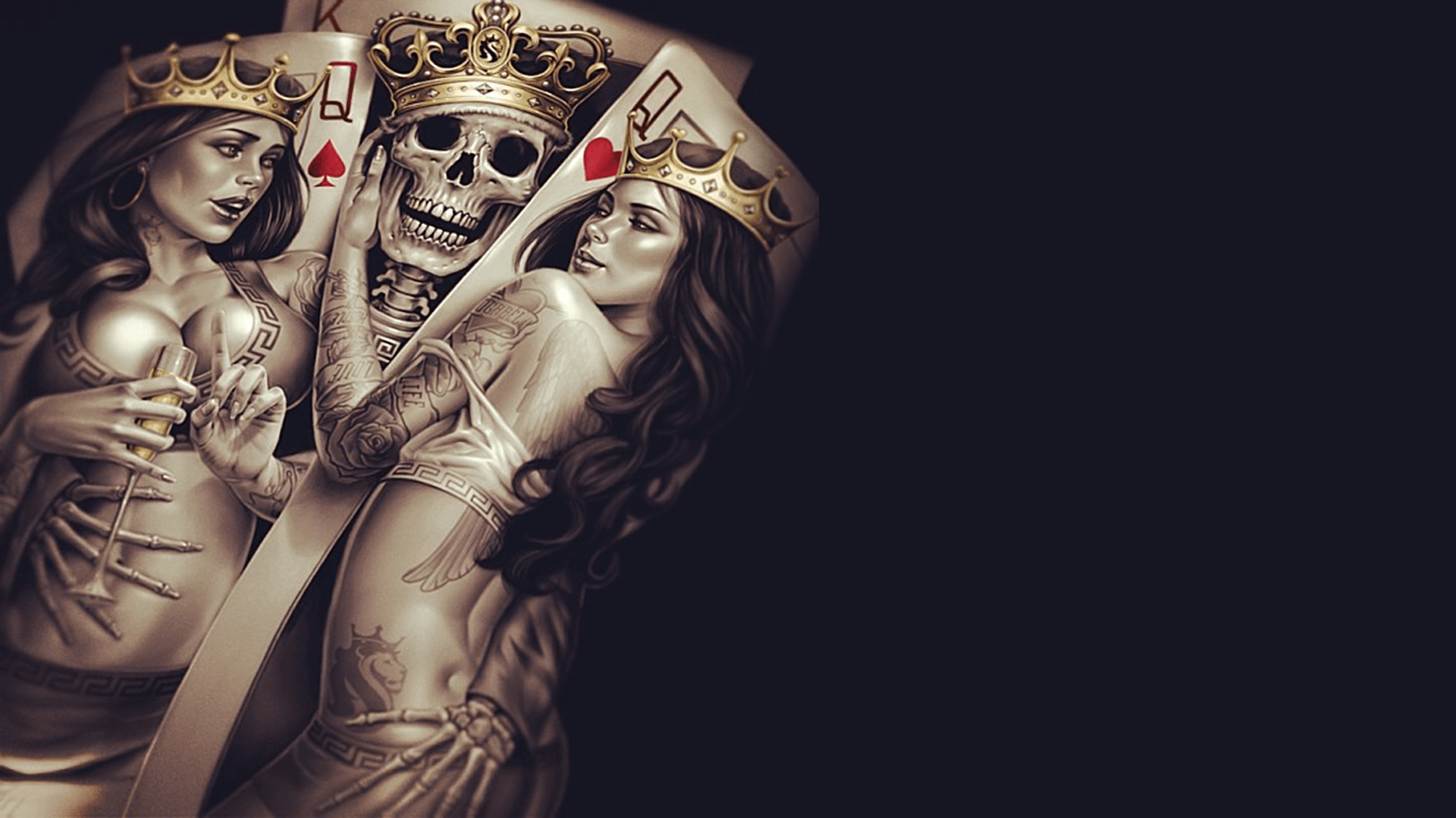 1920x1080 Skull High Quality Wallpapers HD Resolution Wallpaper 1920x1080 px ...