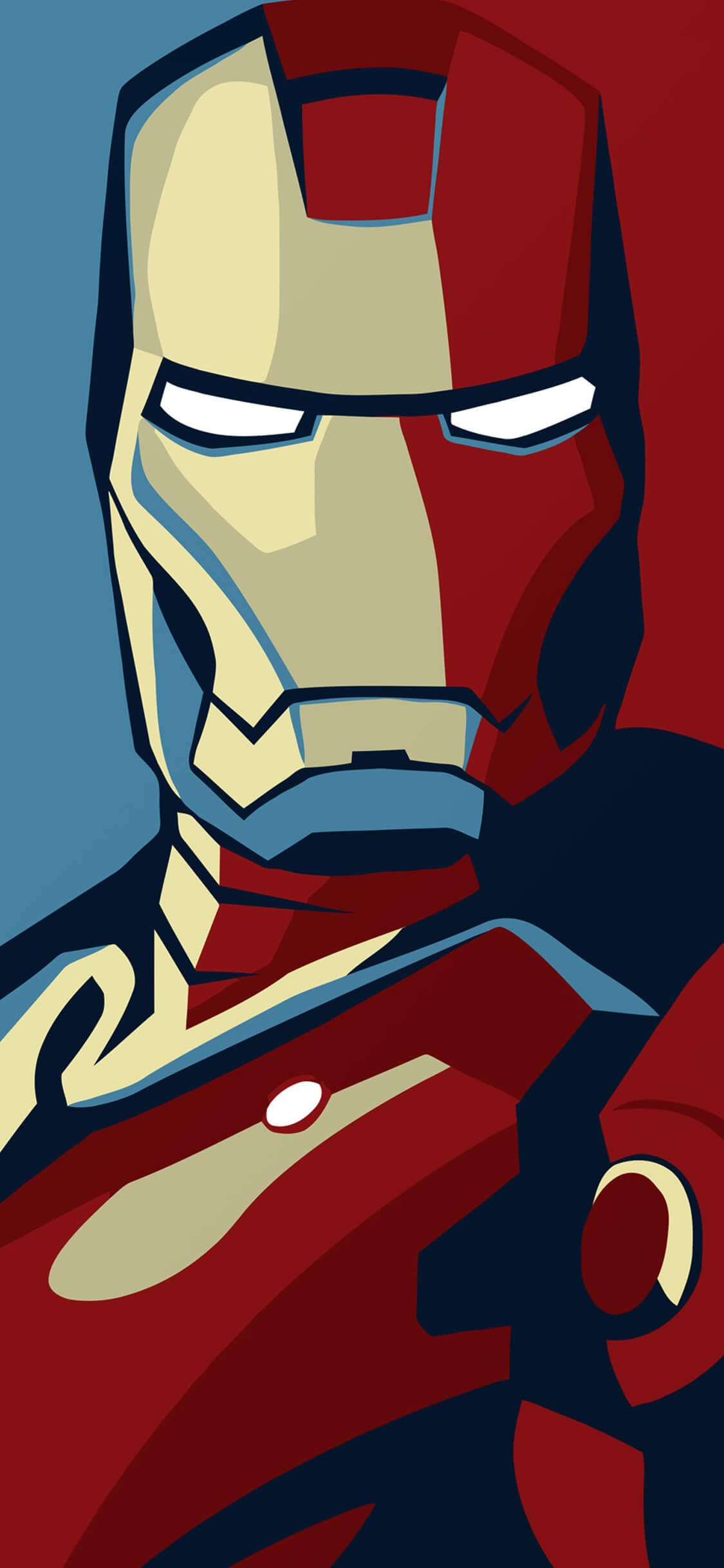 1125x2436 35+ Best Iron Man Iphone Wallpapers 2019 - Templatefor