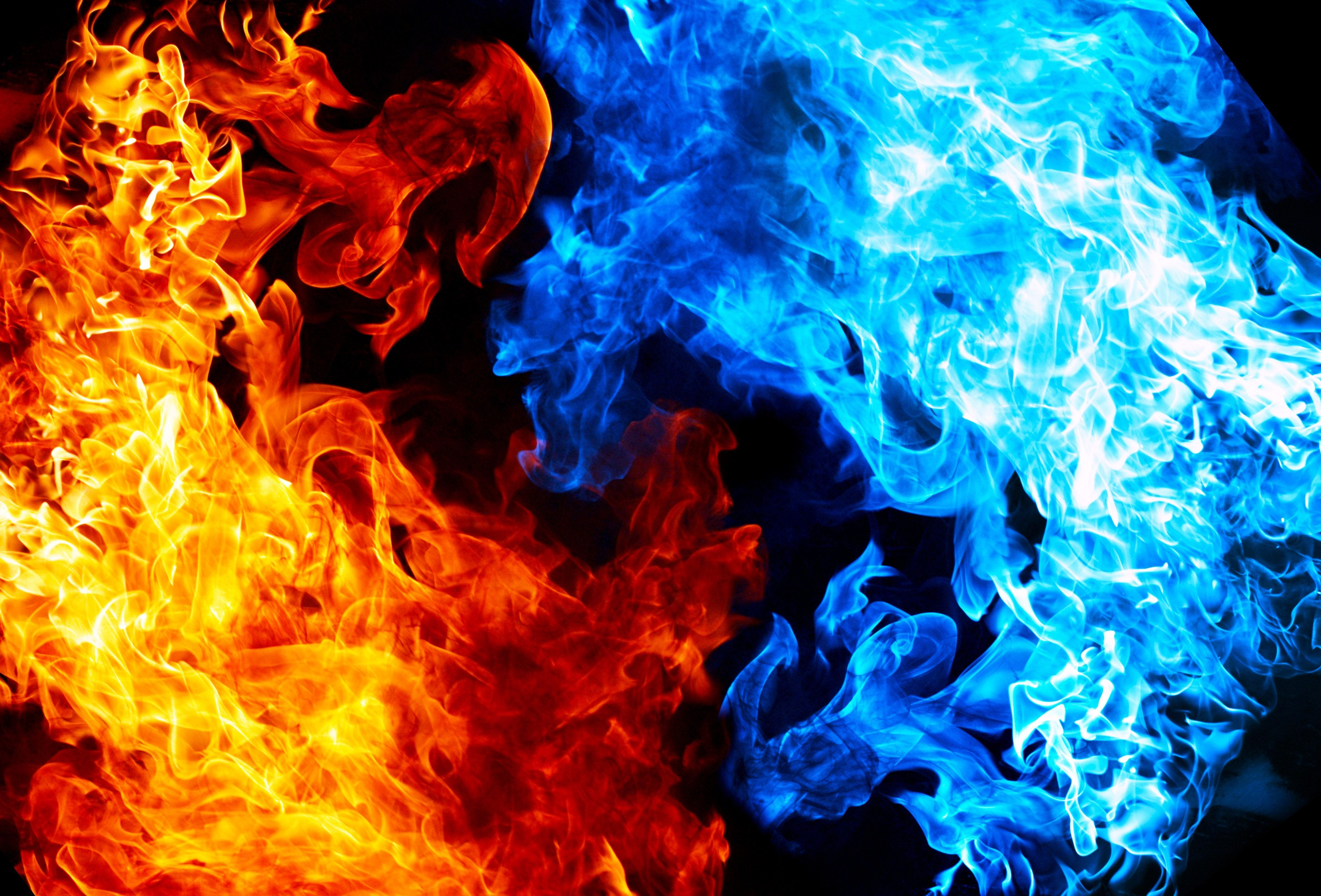 3871x2628 Flames Wallpapers and Background Images - stmed.net