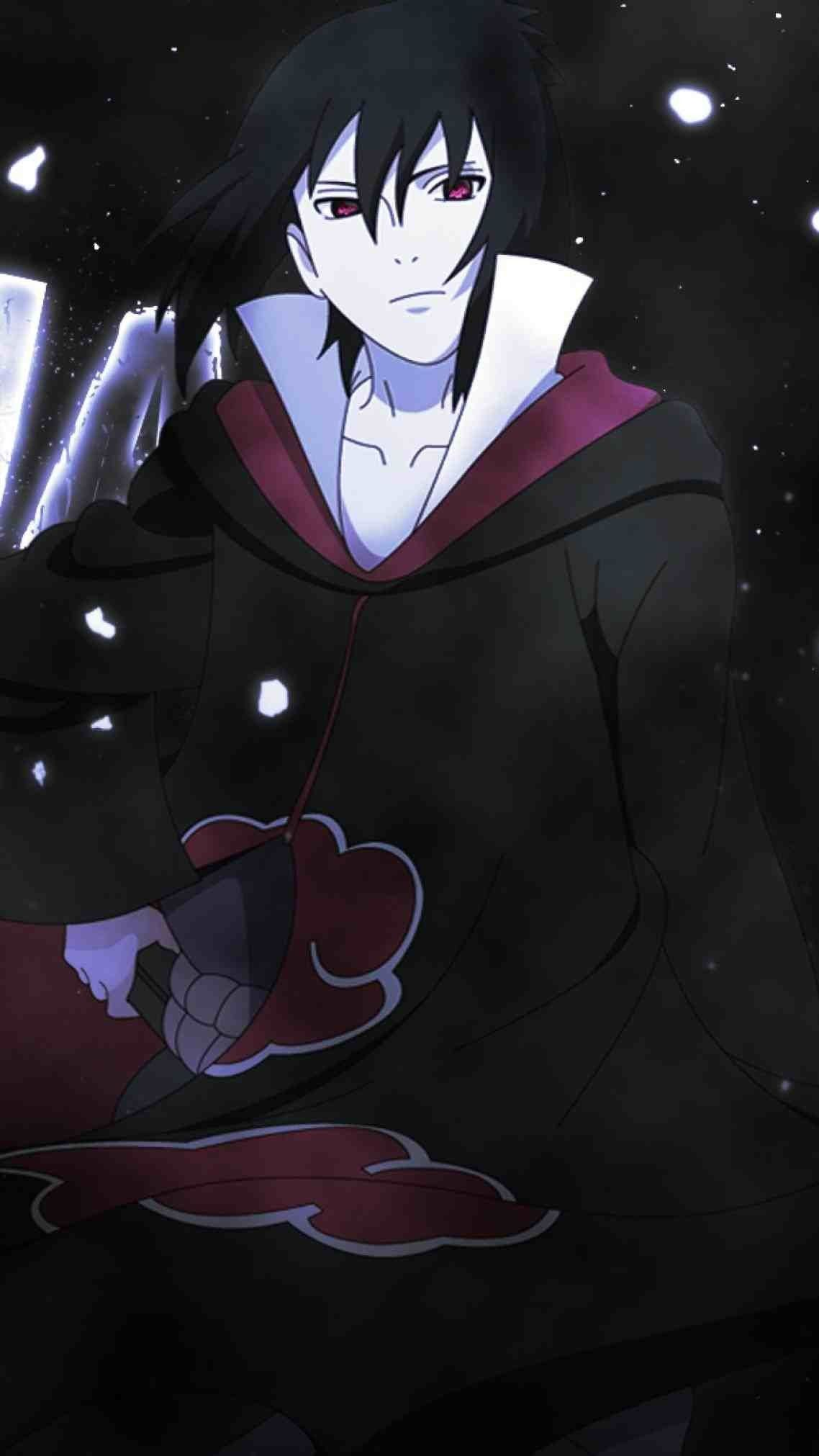 1138x2022 65+ Uchiha Eyes Wallpapers on WallpaperPlay
