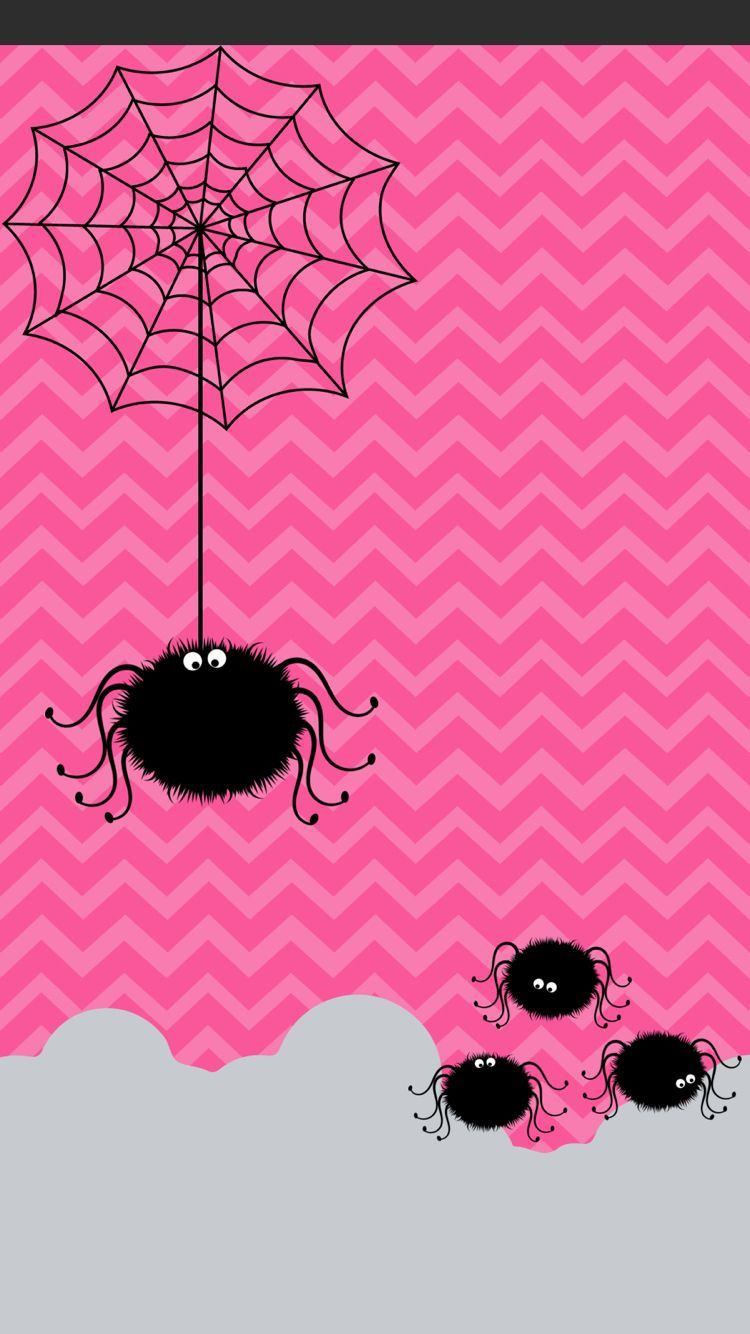 750x1334 Cellphone Background / Wallpaper. | ..Cell Halloween CUTE ...