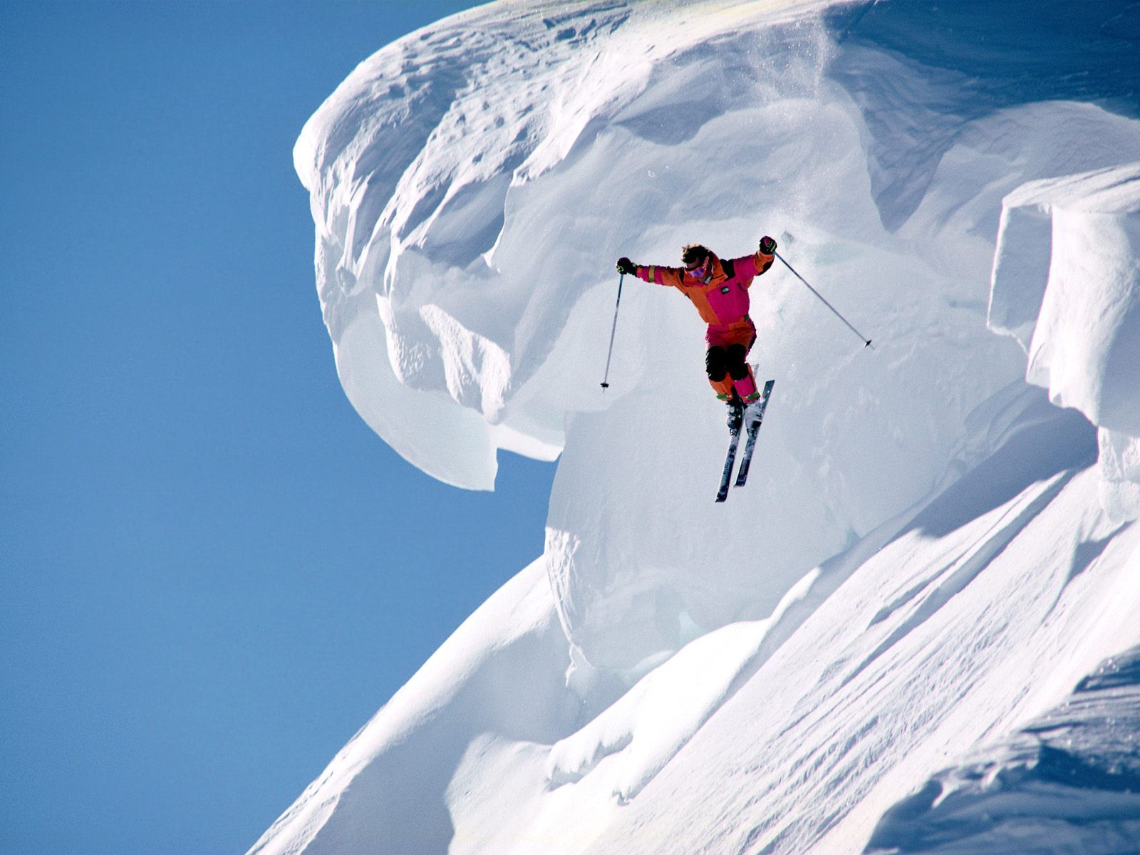 1600x1200 Skiing Wallpaper and Background Image | 1600x1200 | ID:108826 ...