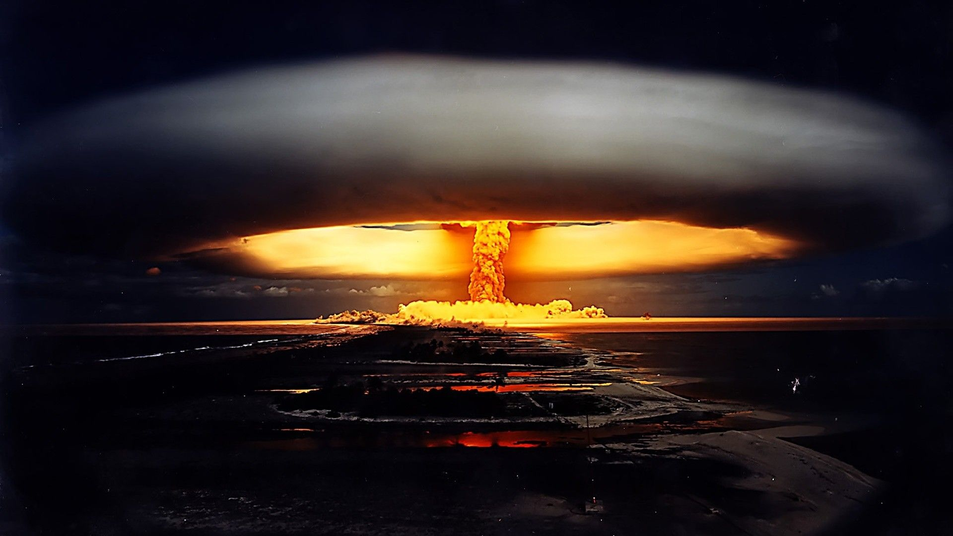 1920x1080 72+ Nuclear Bomb Wallpapers on WallpaperPlay