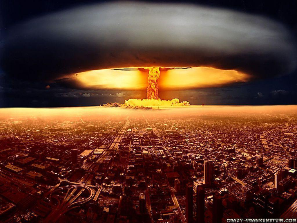 1024x768 Atomic Bomb Wallpapers