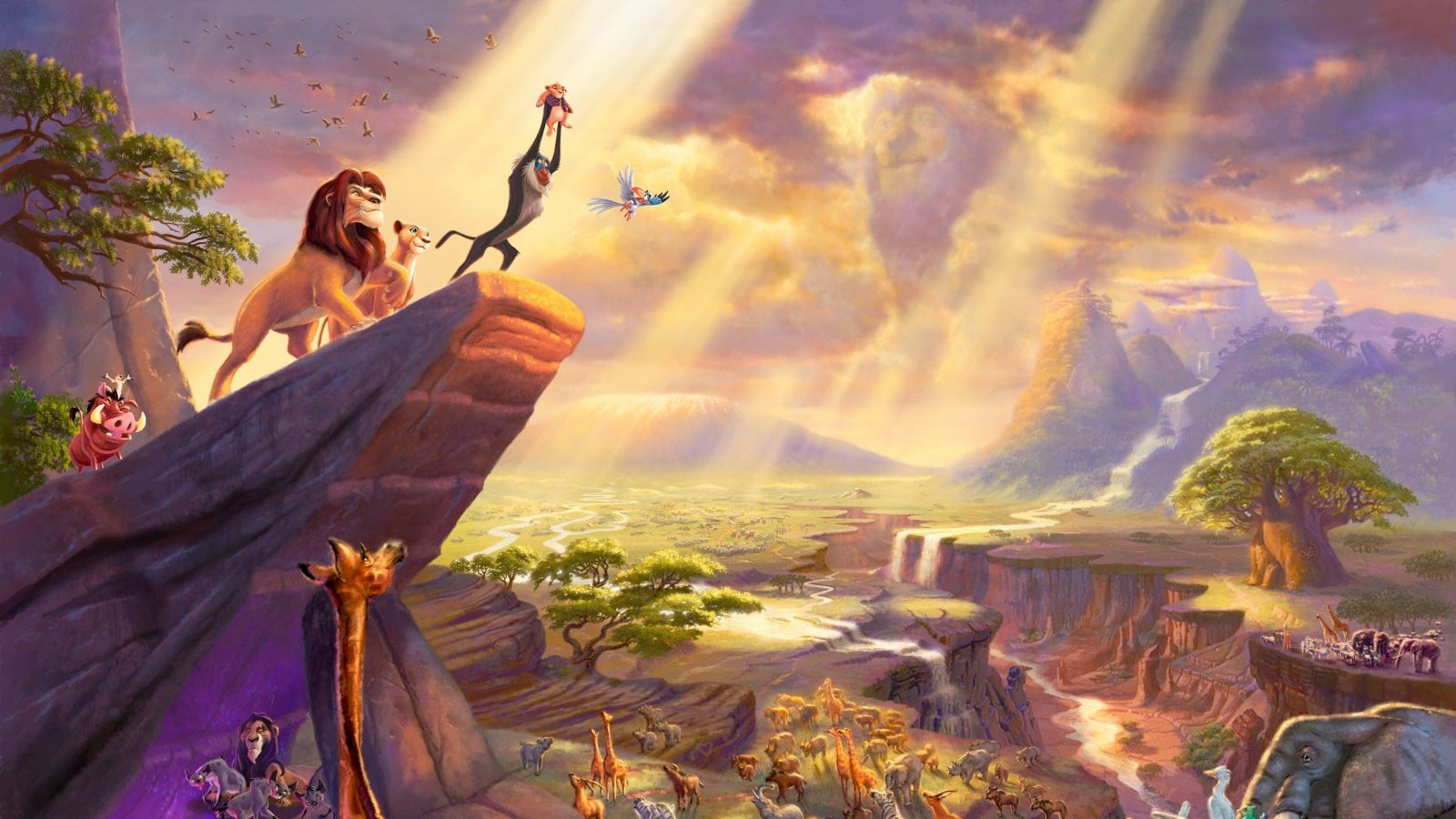 1600x900 Disney images The Circle of Life HD wallpaper and background photos ...