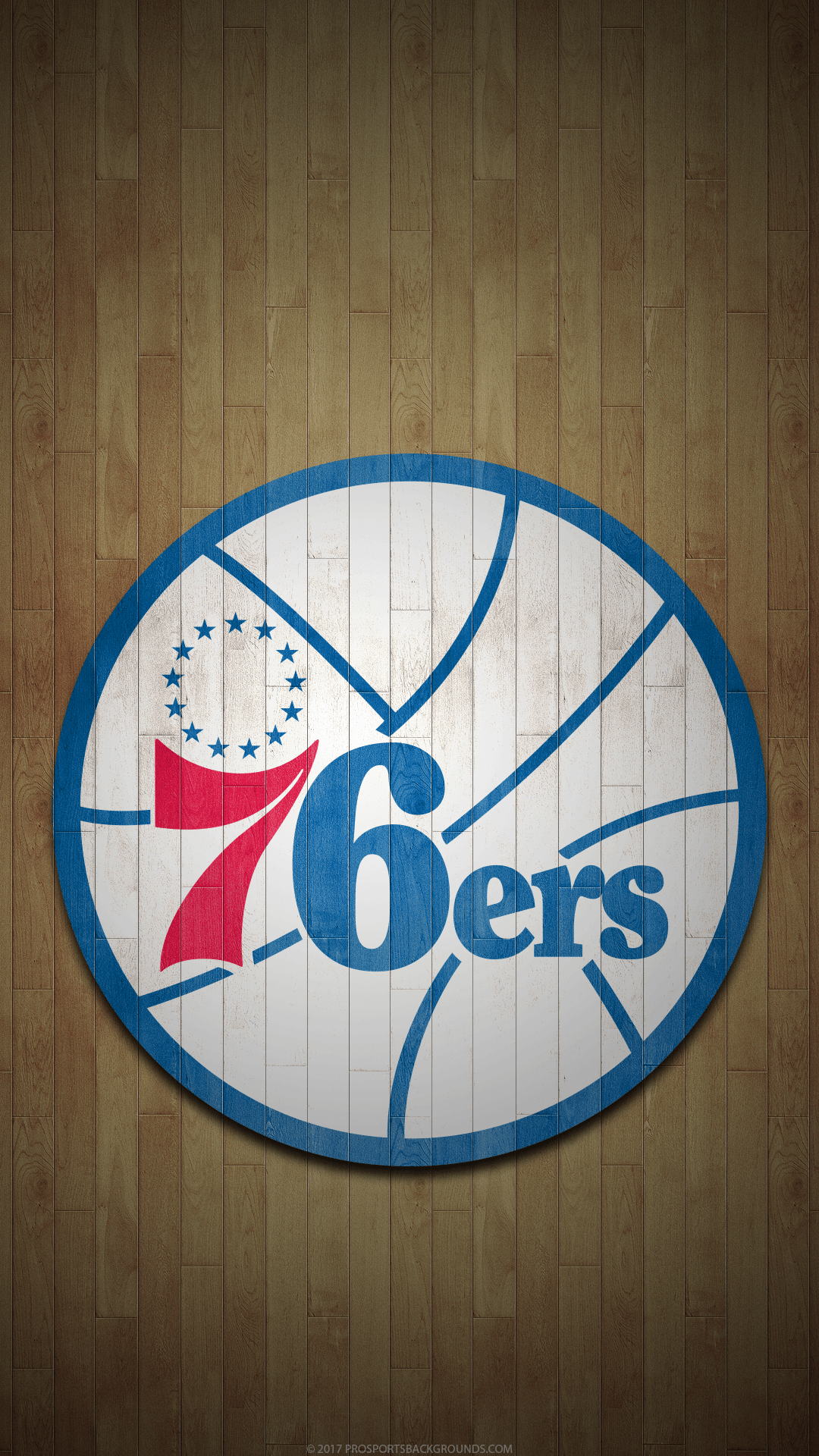 1080x1920 2018 Philadelphia 76ers Wallpapers - PC |iPhone| Android