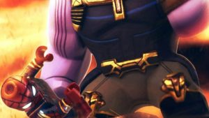 LEGO Thanos iPhone Wallpapers – Top Free LEGO Thanos iPhone Backgrounds
