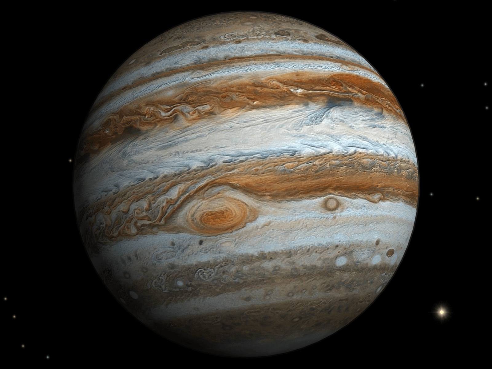 1600x1200 Jupiter Wallpaper - Wallpapers Browse