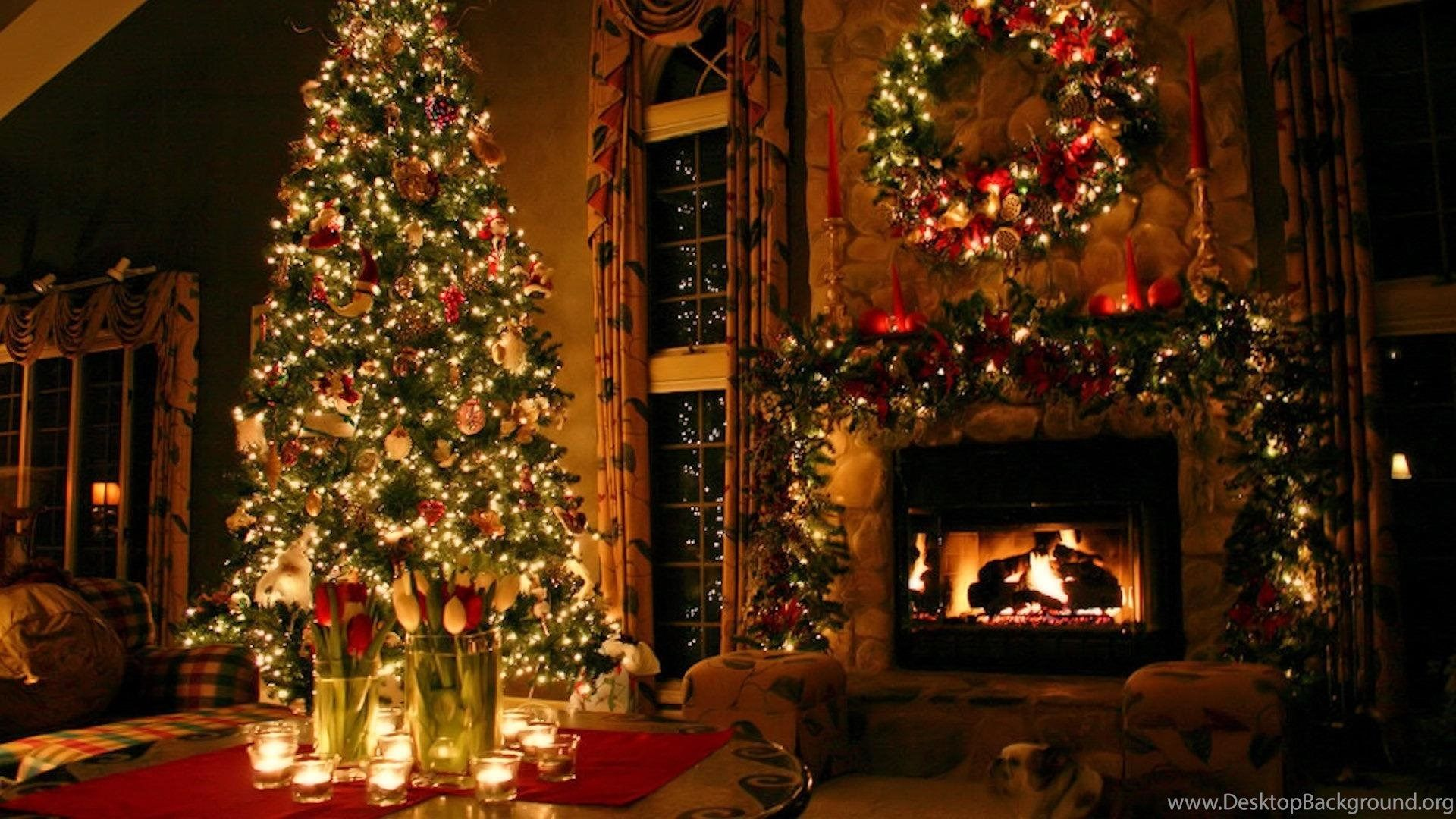 1920x1080 Christmas Decorations HD Wallpapers Desktop Background