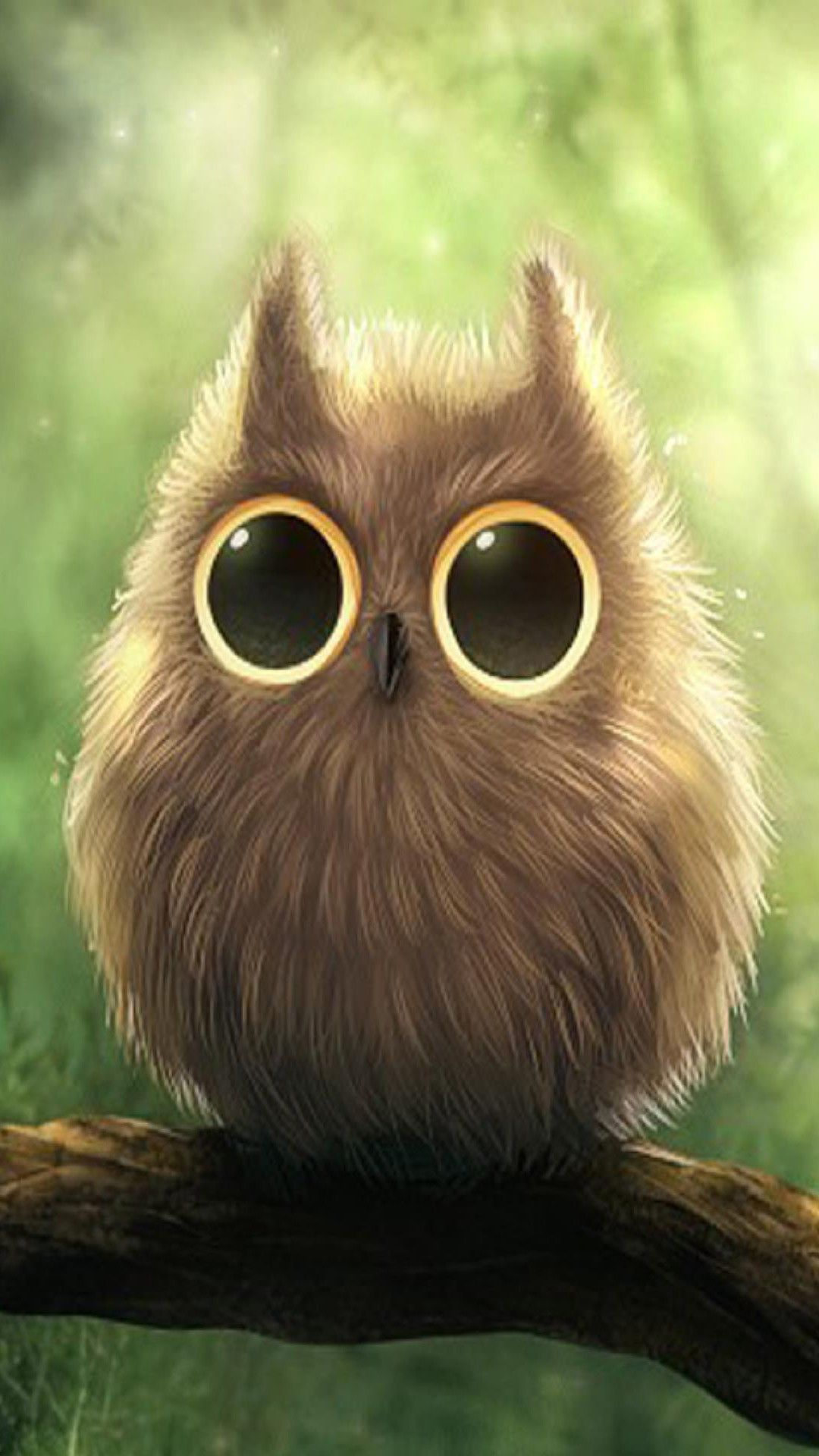 1080x1920 Pin by ZenZone on iPhone Wallpapers in 2019 | Owl wallpaper, Owl ...
