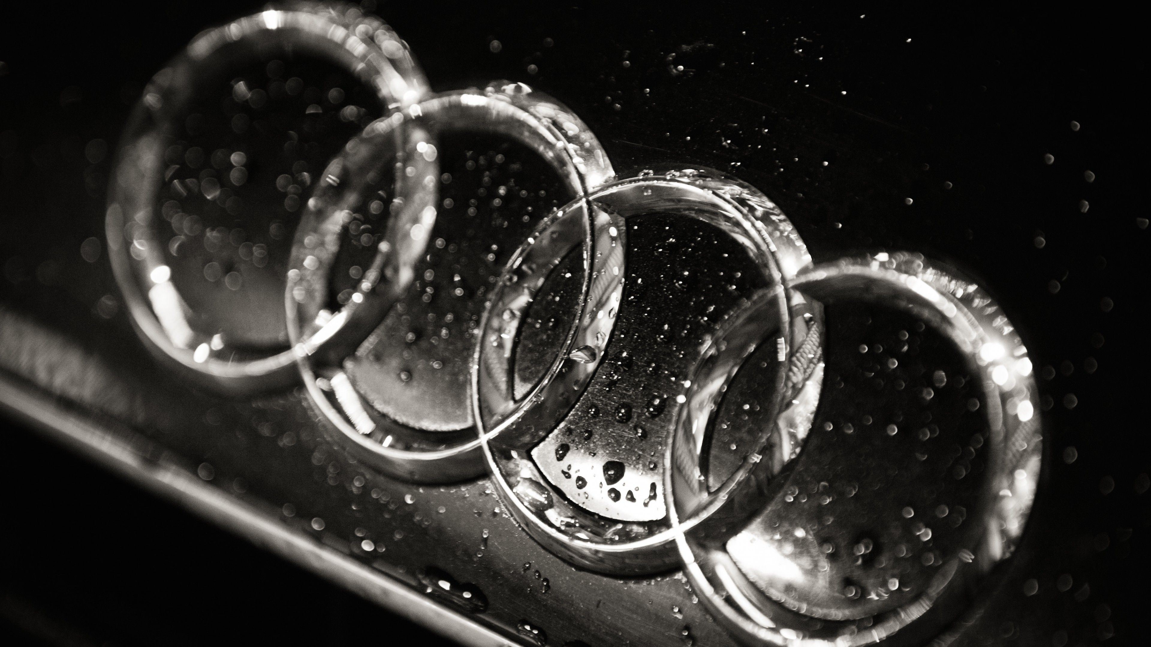 3840x2160 Audi Logo Wallpapers, Pictures, Images