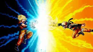 Goku vs Naruto Wallpapers – Top Free Goku vs Naruto Backgrounds