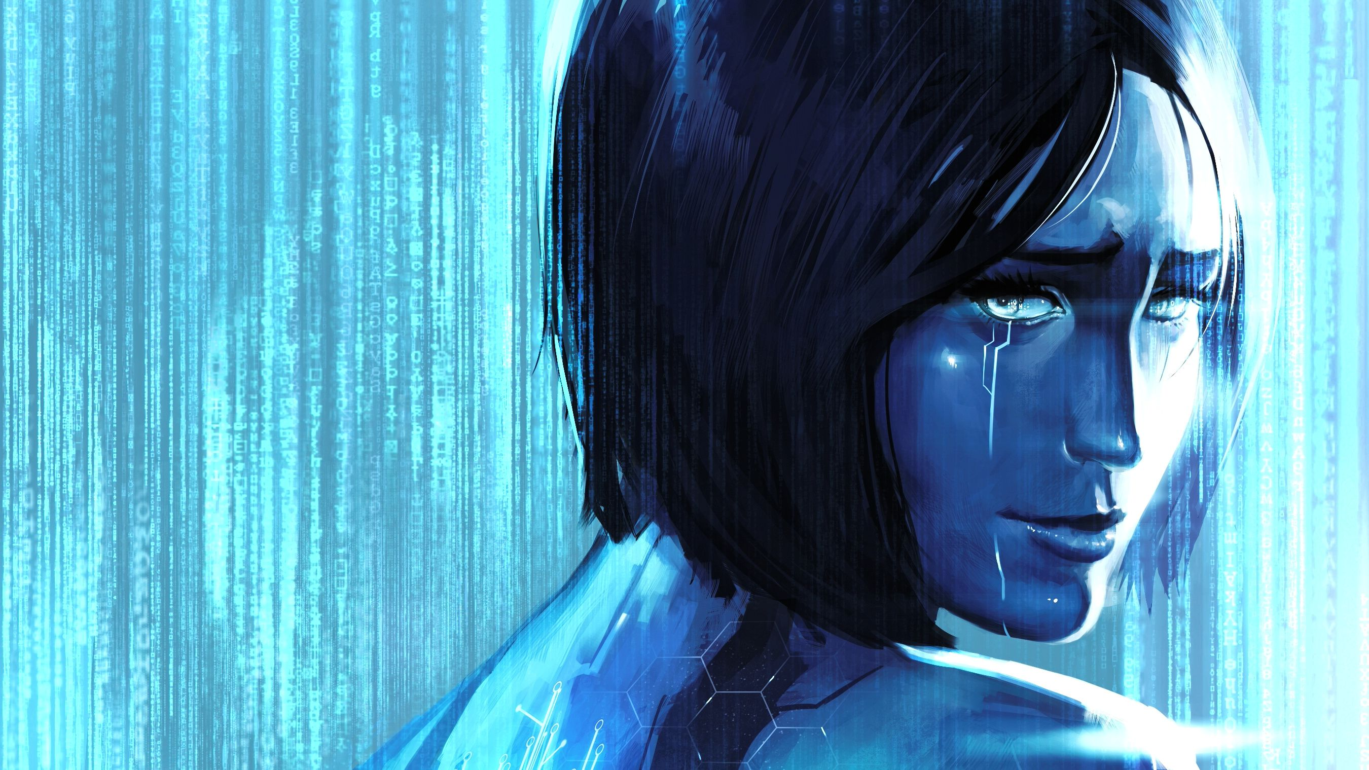 2700x1519 20 Cortana (Halo) HD Wallpapers | Background Images ...