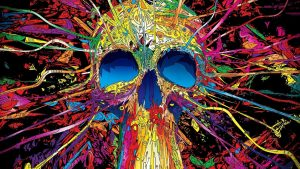 Trippy Skull Wallpapers – Top Free Trippy Skull Backgrounds