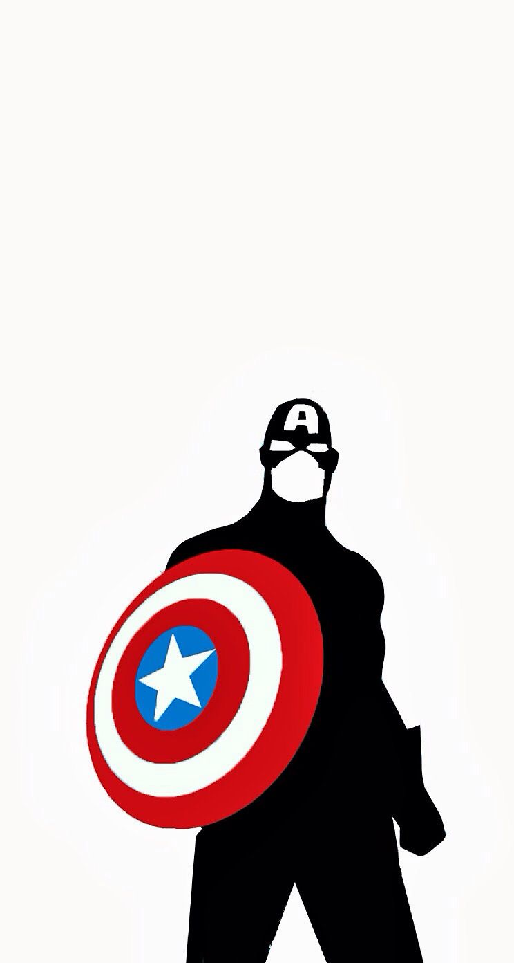 744x1392 Captain America Iphone Wallpaper Group (59+), HD Wallpapers