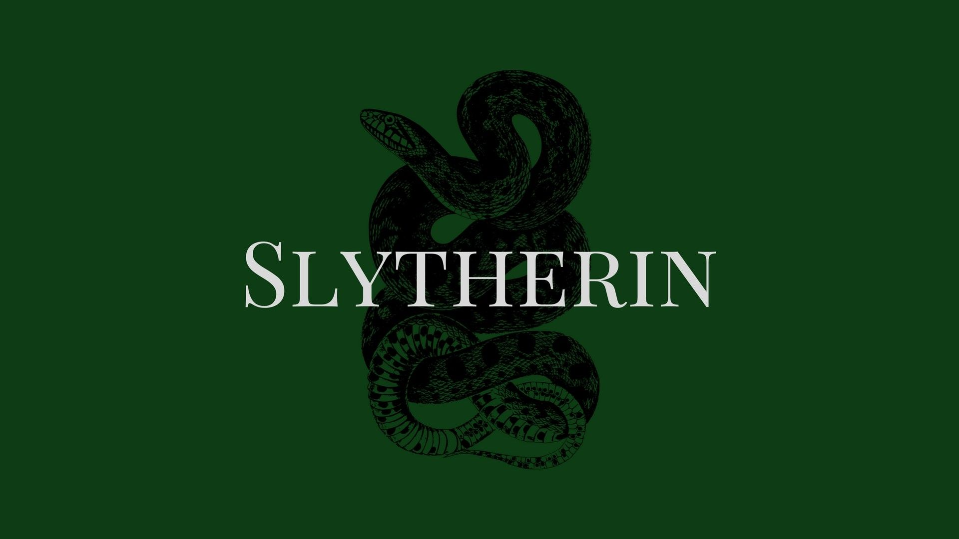 1920x1080 80+ Hd Slytherin Wallpapers on WallpaperPlay