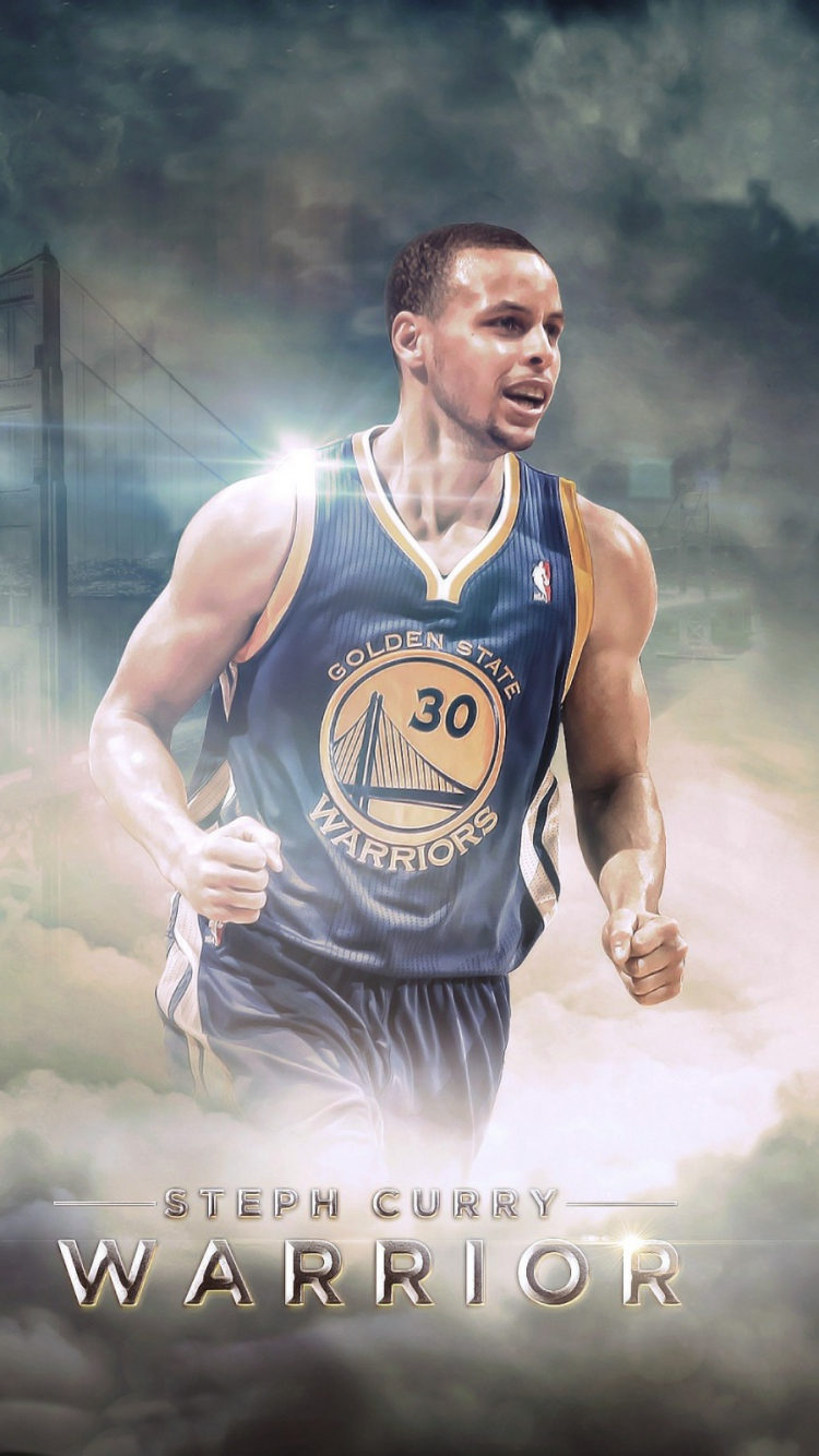 750x1334 20 Best Stephen Curry HD wallpaper - iPhone2Lovely