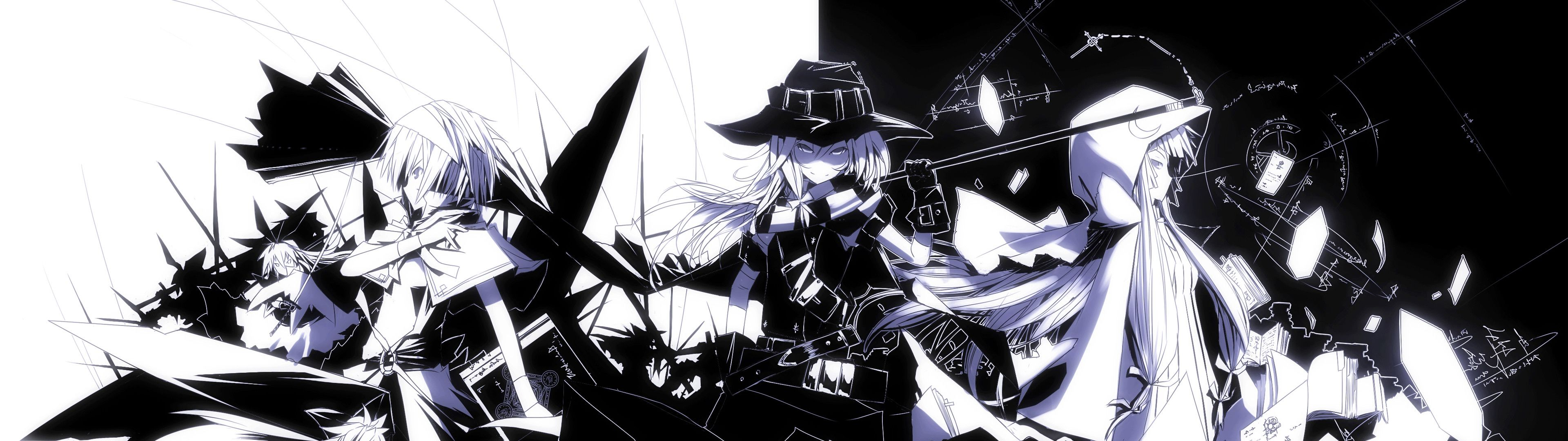 3840x1080 Anime Wallpaper 3840x1080 (72+ images)