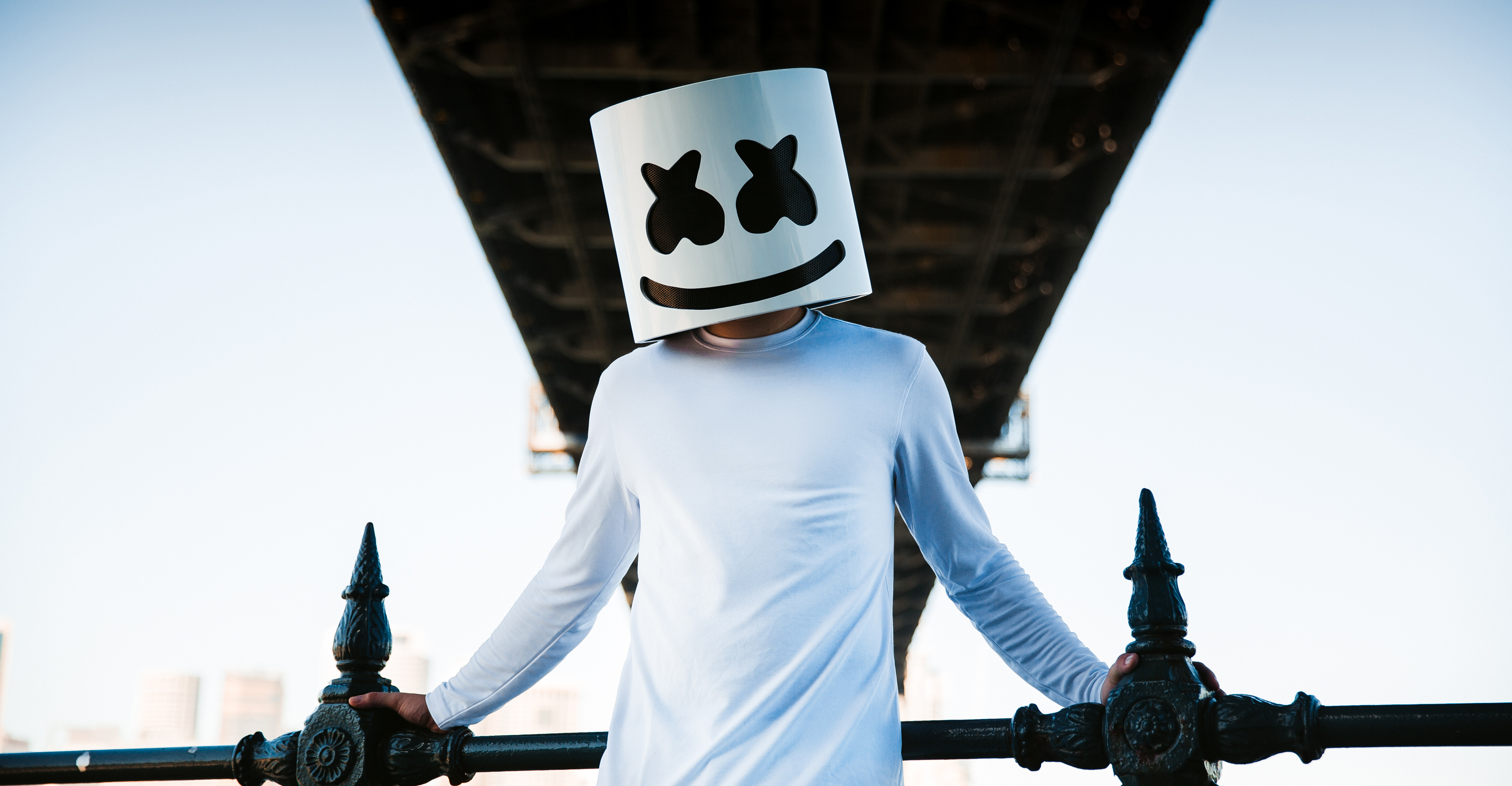 3000x1560 43 Marshmello HD Wallpapers | Background Images - Wallpaper ...