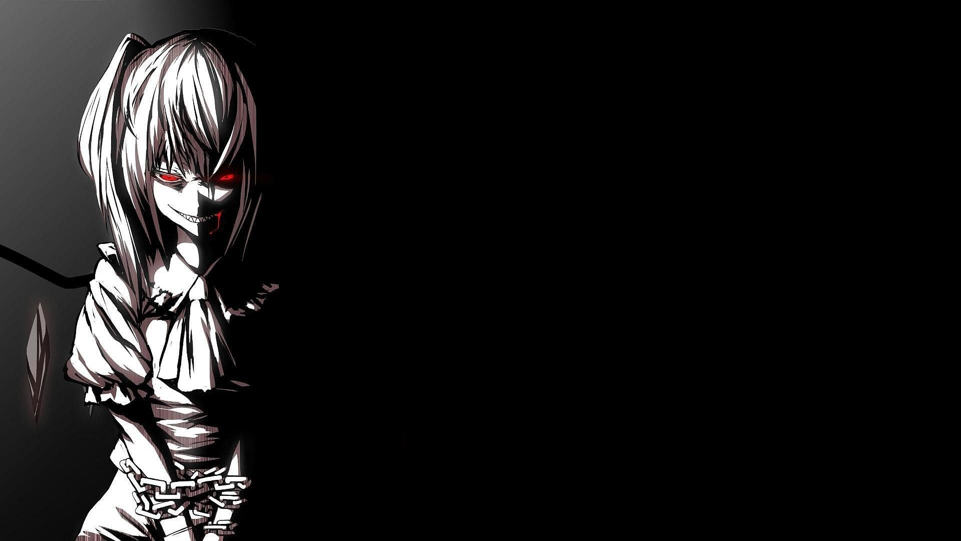 1920x1080 Creepy Anime Wallpaper (58+ images)