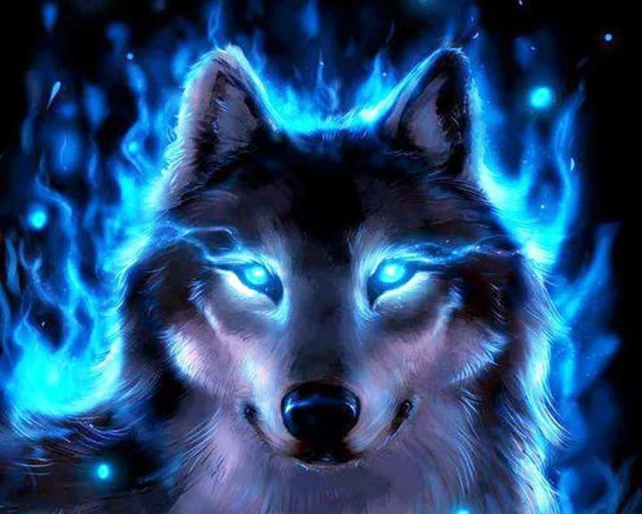 1280x1024 Cool Wolves Backgrounds Wallpaper | Free HD Wallpapers | Book Art in ...