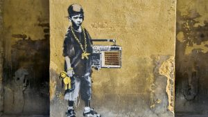 Banksy Desktop Wallpaper 62+
