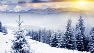 Desktop Wallpaper Snow Scenes 48+