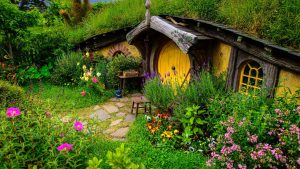 Hobbiton Wallpaper 56+
