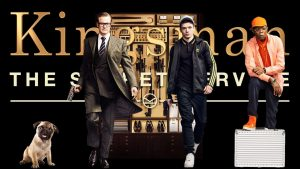 Kingsman the Secret Service Wallpapers 88+