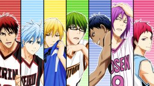 Kurokos Basketball Wallpapers 66+