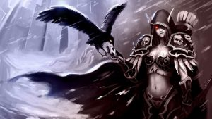 Lady Sylvanas Windrunner Wallpaper 67+