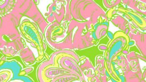 Lilly Pulitzer Wallpaper iPhone 50+