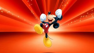 Mickey Mouse Valentine Wallpaper 53+