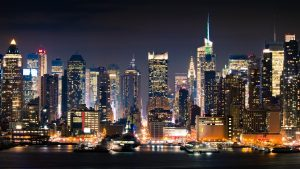New York at Night Wallpaper 67+