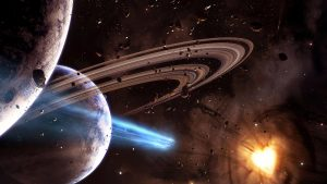 Space Screensavers and Wallpaper 68+