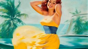 Tattooed Pin Up Girl Wallpapers 47+