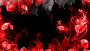 Red Black White Abstract Wallpaper 58+