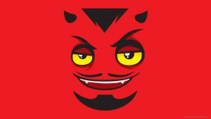 Red Devil Wallpaper 71+