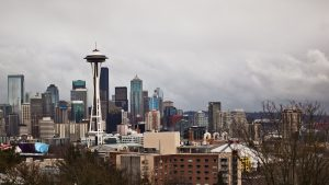 Seattle Skyline Wallpaper 69+