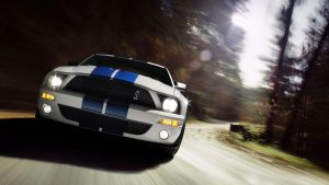 Shelby Mustang Wallpaper 75+