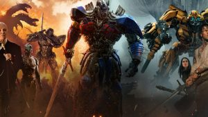 Transformers Wallpapers 70+