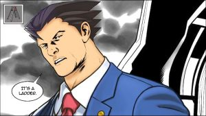 Ace Attorney Wallpaper 72+