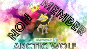 Animal Jam Wallpaper Arctic Wolf 69+