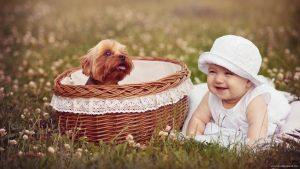 Cute Baby Pics Wallpapers 64+