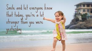 Cute Baby Wallpapers with Quotes 53+