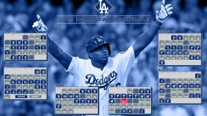 Dodgers Background 64+